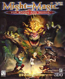 Might and Magic VII: Za Krew i Honor